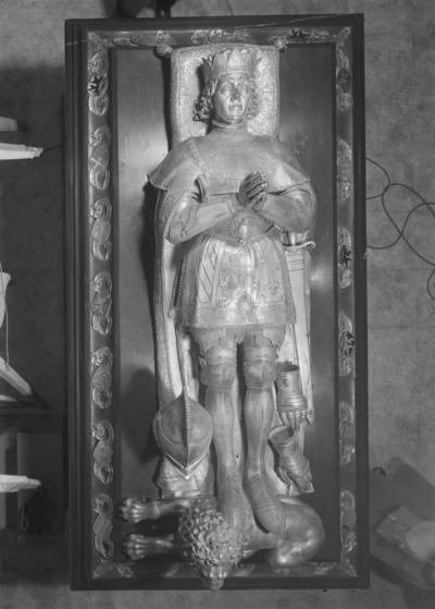Grabmal Karls des Kühnen von Burgund (+ 1477) — Liegefigur