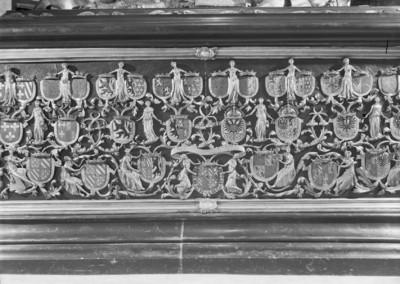 Grabmal Karls des Kühnen von Burgund (+ 1477) — Rechte Längsseite