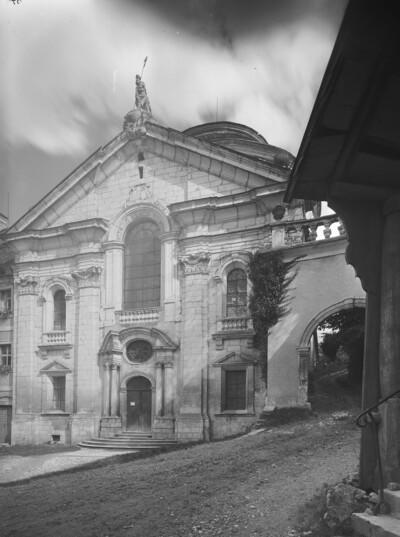 Sankt Georg und Martin, Weltenburg