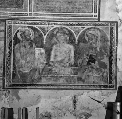 Ecce Homo zwischen Petrus und Paulus
