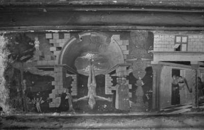 Kreuzigungsaltar — Kreuzigung Petri