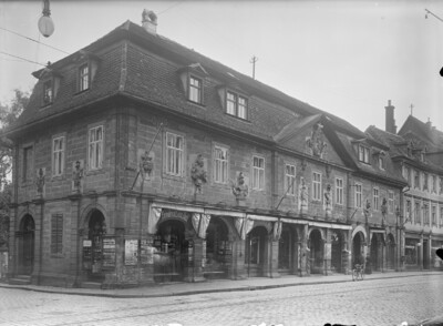 Hauptwache, Bamberg, Hauptwachstraße 16