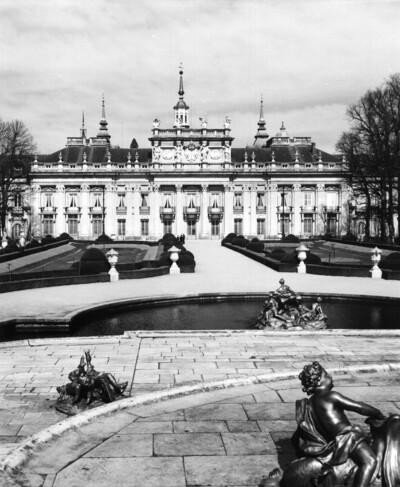 Palacio Real, San Ildefonso o La Granja