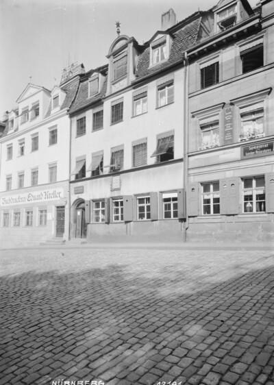 Wohnhaus Peter Vischers des Älteren, Nürnberg, Peter-Vischer-Straße 23
