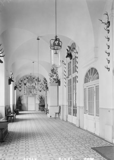 Wallensteinpalast — , , Westflügel