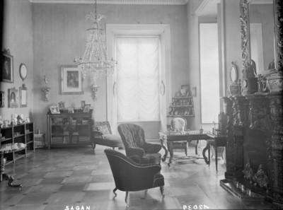 Wallensteinpalast — Schreibzimmer der Herzogin Dorothea, Żagań