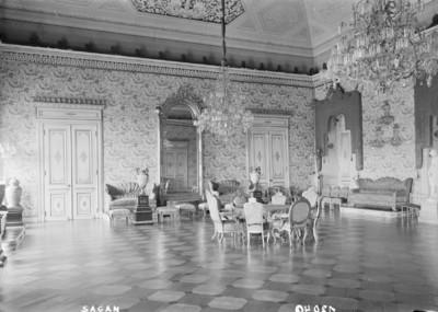 Wallensteinpalast — Blauer Salon, Żagań