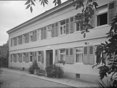 Geburtshaus von Ludwig Richter, Dresden - Friedrichstadt (Dresden), Friedrichstraße 44