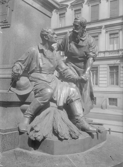 Denkmal für Hermann Schulze-Delitzsch