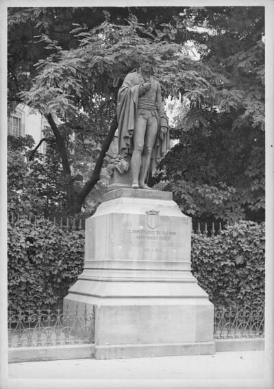 Denkmal für Marquis de Lezay Marnesia