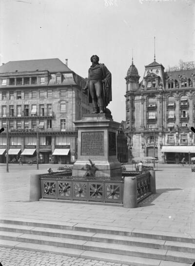 Denkmal für Kléber