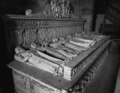 Kenotaph des Markgrafen Konrad von Wettin und mehrerer seiner Familienmitglieder