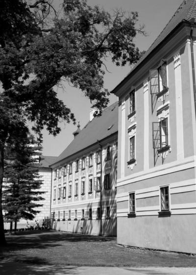 Verwaltungsgebäude, Wittingau (Bezirk Třeboň)