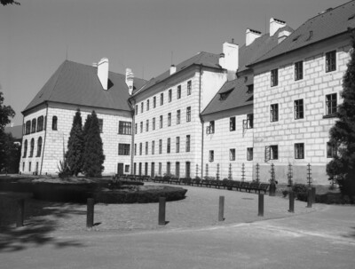 Schloss, Wittingau (Bezirk Třeboň)