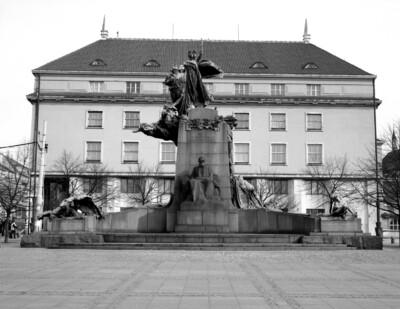 Denkmal für den Historiker František Palacký