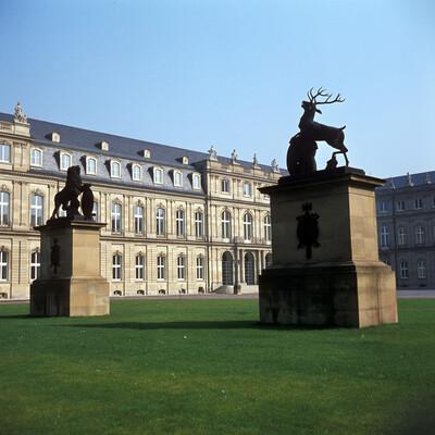 Die Wappentiere Württembergs