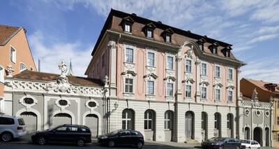 Neuer Ebracher Hof, Bamberg, Unterer Kaulberg 6