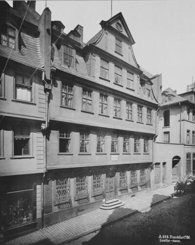 Goethehaus, Frankfurt (Main), Großer Hirschgraben 23
