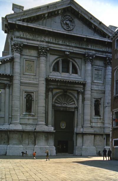 San Francesco della Vigna, Venedig