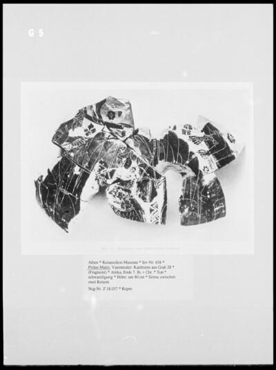 Kantharos aus Grab 28