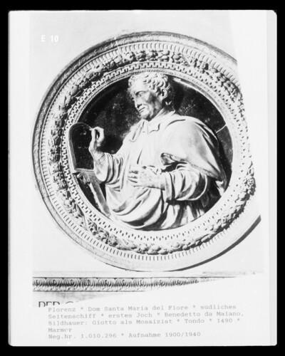 Giotto als Mosaizist