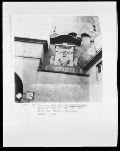 Denkmal Kaiser Rudolfs II.