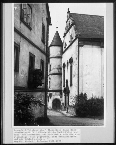Sankt Peter und Paul, Trennfeld - Triefenstein