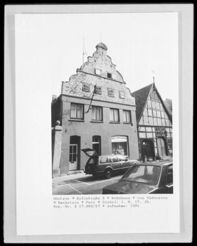 Georg-Friedrich-Kersting-Museum, Güstrow, Hollstraße 6