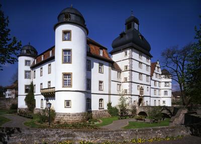 Schloss, Pfedelbach