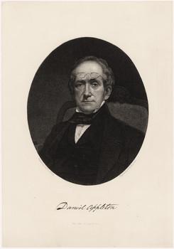 Porträt Daniel Appleton.