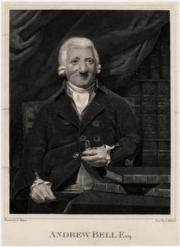 Porträt Andrew Bell.