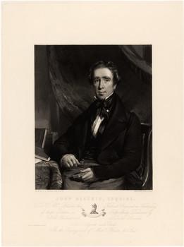 Porträt John Blackie.