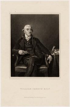 Porträt William Creech.