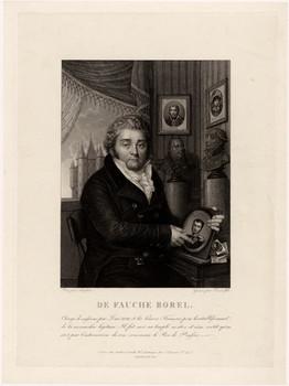 Porträt Louis Fauche-Borel.