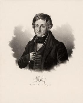 Image from object titled Porträt Joh. Fried. Kuhlmey (1787 - 1869)