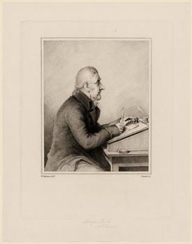Porträt George Leigh (1743 - 1815)