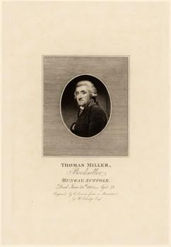 Porträt Thomas Miller (1731 - 1804)
