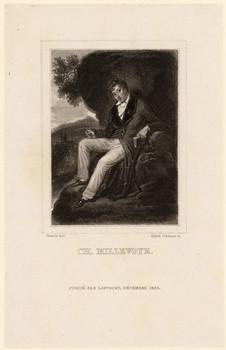 Porträt Charles Hubert Millevoye (1782 - 1816)