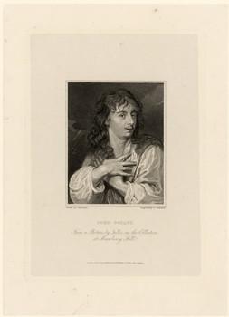 Porträt John Ogilby (1600 - 1676)