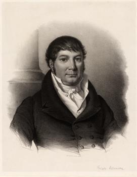 Porträt Christian Friedrich Osiander (1789 - 1839)
