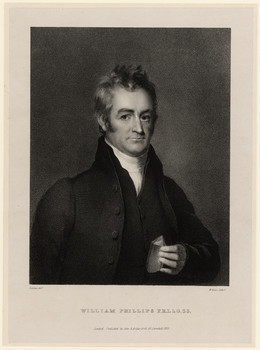 Porträt William Phillips (1775 - 1828)