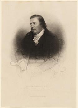 Porträt William Smellie (1740 - 1795).