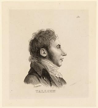 Image from object titled Porträt Jean-Lambert Tallien (1767 - 1820).