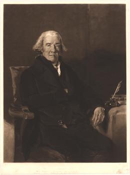 Porträt William Anderson (1746 - 1830).