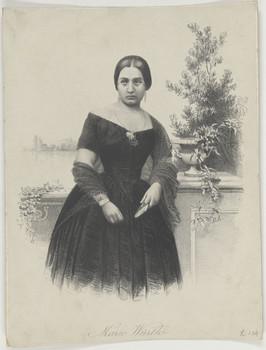 Bildnis der Marie Würth