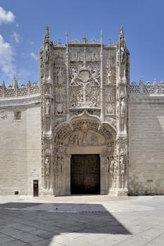 Colegio de San Gregorio (Hauptportal an der Südfassade)