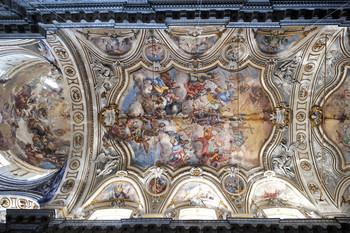 Vision der Heiligen Katharina von Siena