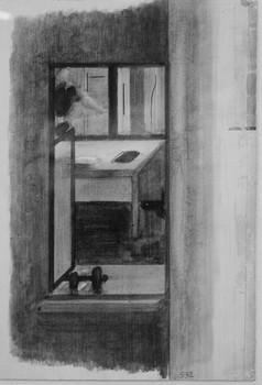 Fensterbild X