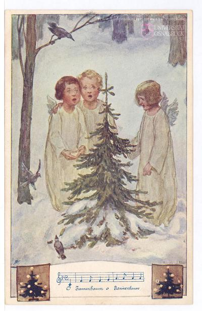 Image from object titled O Tannenbaum o Tannenbaum