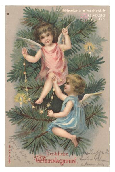 Image from object titled Fröhliche Weihnachten